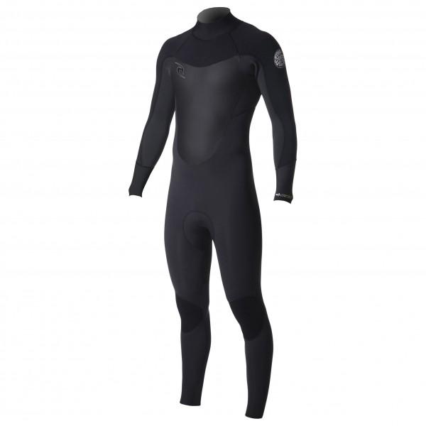 Rip Curl - Dawn Patrol Back Zip 4/3 Steamer - Wet suit