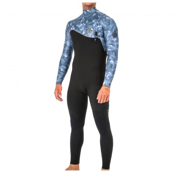 Rip Curl - E-Bomb Pro Zip Free 4/3 Steamer - Wet suit