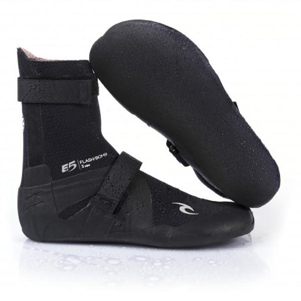Rip Curl - Flashbomb Boots 5mm Hid Split Toe - Neoprenskor