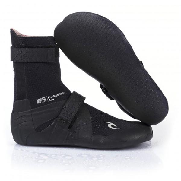 Rip Curl - Flashbomb Boots 5mm Hid Split Toe - Neoprenschuhe