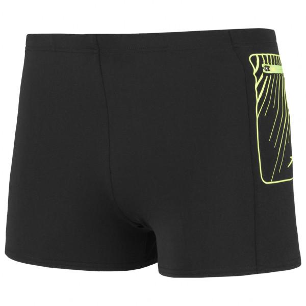 Speedo - Contrast Pocket Aquashort - Badbyxa