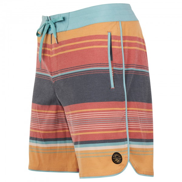 United By Blue - Seabed Scallop Board Short - Boardshorts