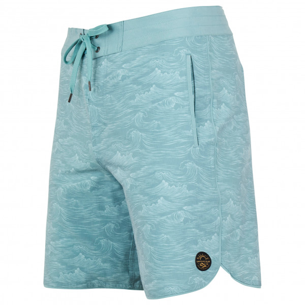United By Blue - Swell Scallop Board Short - Boardshorts