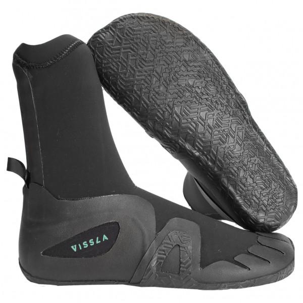 Vissla - Seven Seas 5mm Round Toe Bootie - Wet suit