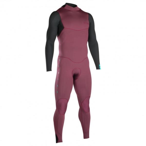 ION - BS Strike Core Semidry 4/3 Back Zip DL - Wet suit