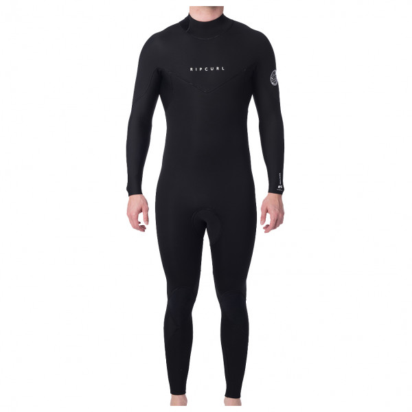 Dawn Patrol 4/3mm Back Zip Steamer - Wet suit