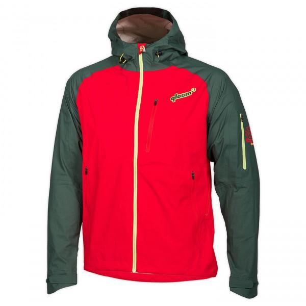 Qloom - Buffalo 2.5 Layer Hoody Jacket - Pyöräilytakki