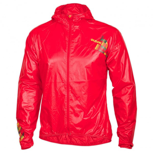 Qloom - Roebuck Bay Hoody Jacket - Pyöräilytakki