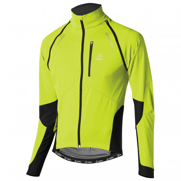 Löffler - Bike Zip-Off-Jacke ''San Remo'' WS Softshell - Cycling jacket