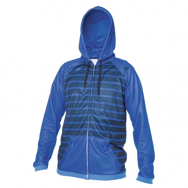 Local - Tempest Fleece Zip Hoody - Veste de cyclisme