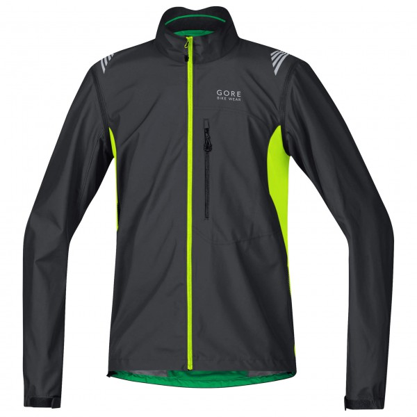 GORE Bike Wear - Element Windstopper ActiveShel ZipOff Jacke