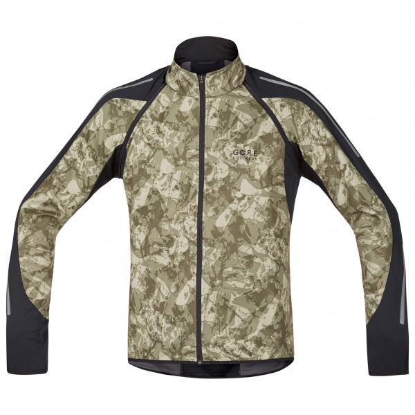 GORE Bike Wear - Phantom Print 2.0 Windstopper Soft Shell