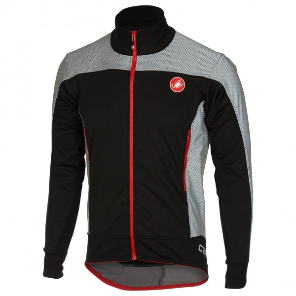 Castelli - Mortirolo Reflex Jacket - Cykeljacka