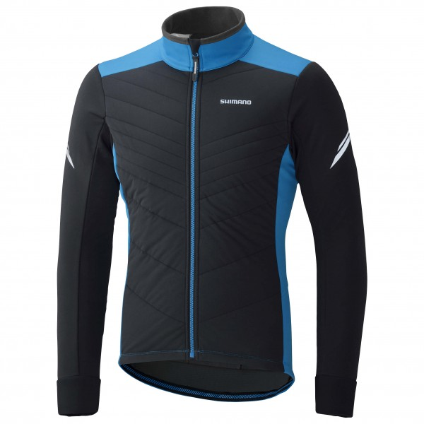 Shimano - Windbreakerjacke Insulated - Fahrradjacke