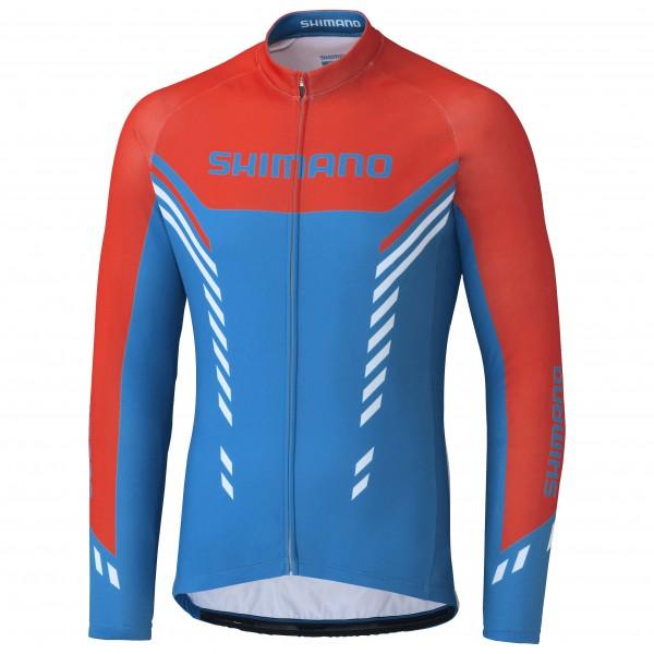 Shimano - Winter Thermal Langarmtrikot Print - Bike jacket