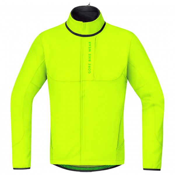 GORE Bike Wear - Power Trail WS Soft Shell Thermo Jacket