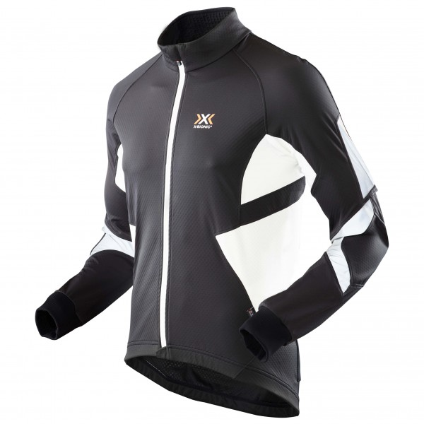 X-Bionic - Winter Spherewind Light Jacket - Pyöräilytakki