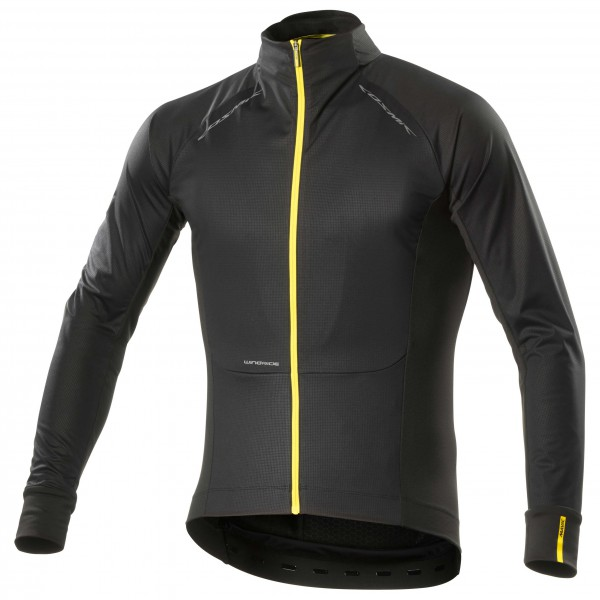 Mavic - Cosmic Pro Wind L/S Jersey - Veste de cyclisme