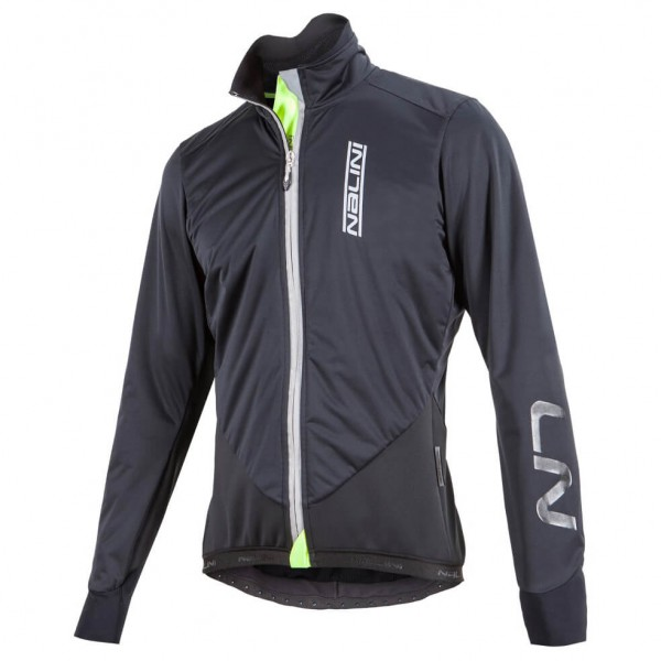 Nalini - Black Xwarm Jacket - Bike jacket