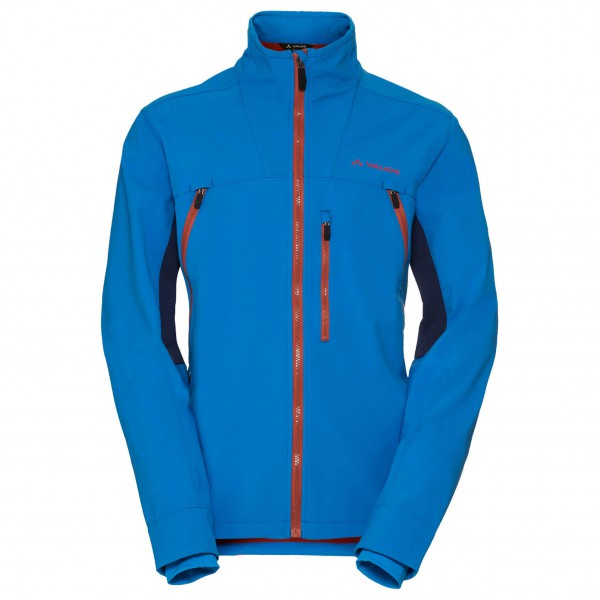 Vaude - Morzine Softshell Jacket - Cykeljakke