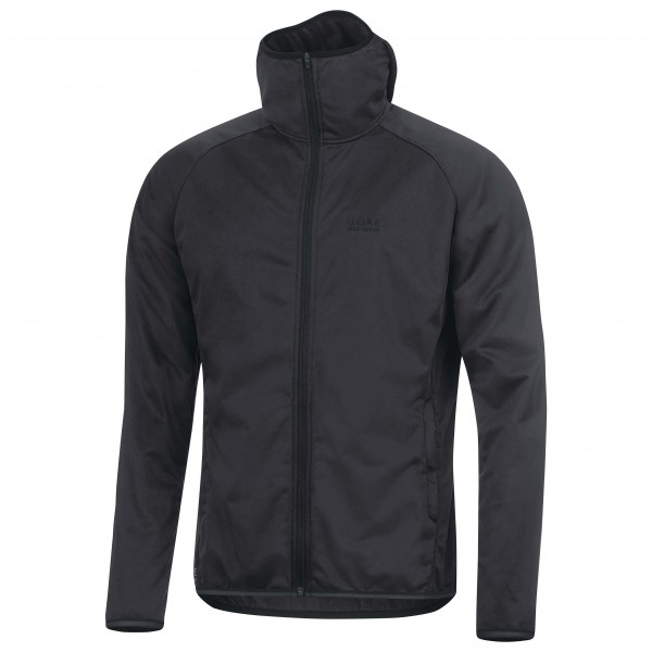 GORE Bike Wear - E Urban Gore Windstopper Hoody - Cykeljacka