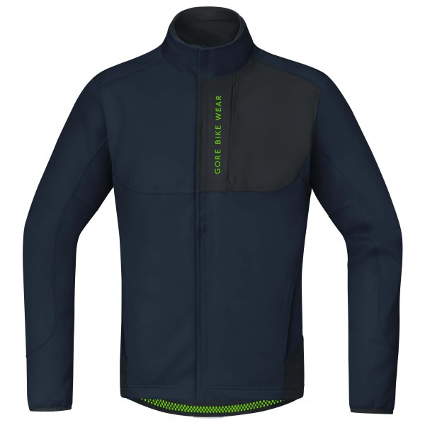 GORE Bike Wear - Power Trail WS Soft Shell Thermo Jacket - Cykeljacka