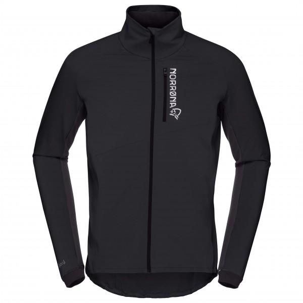 Norrøna - Fjørå Warmflex Jacket - Radtrikot