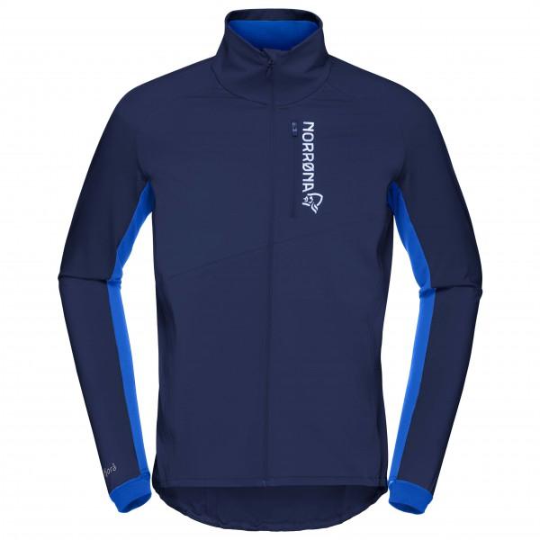 Norrøna - Fjørå Warmflex Jacket - Cykeljersey