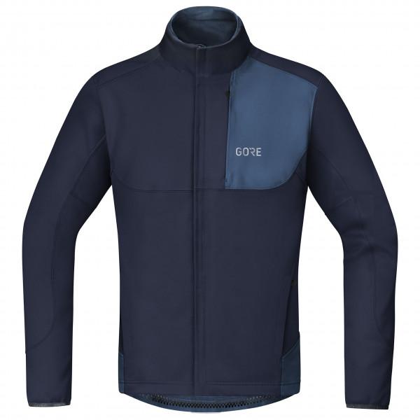 GORE Wear C5 Gore Windstopper Thermo Trail Jacket Fahrradjacke Orbit Blue Deep Water Blue   L