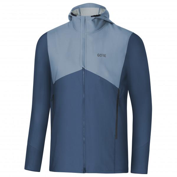 GORE Wear - R3 Gore Windstopper Hooded Jacket - Cykeljakke