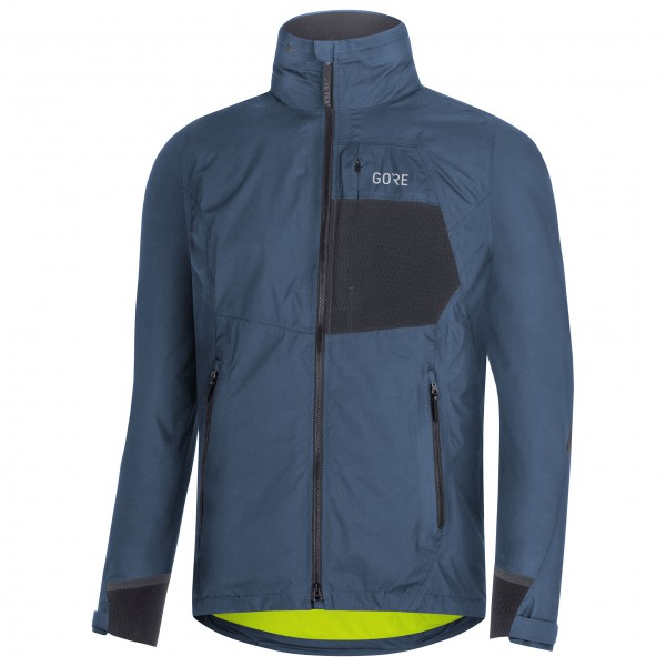 GORE Wear - C5 Gore-Tex Paclite Trail Hooded Jacket - Cykeljakke
