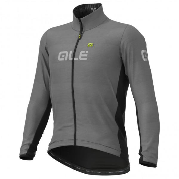 Alé - Black Reflective Jacket - Pyöräilytakki