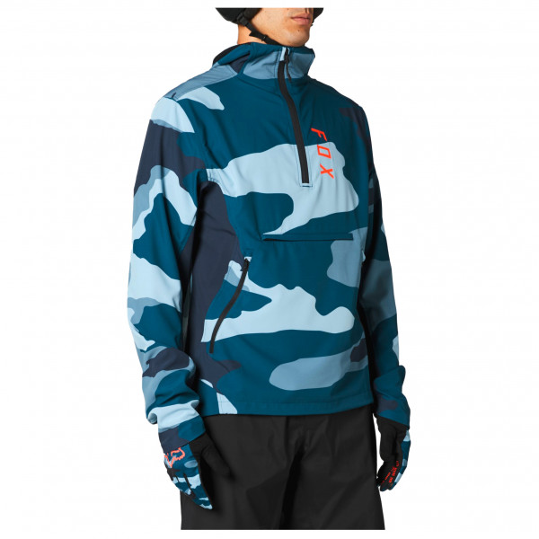 Ranger Wind Pullover - Cycling jacket