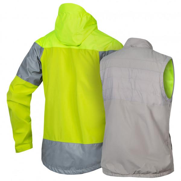 Urban Luminite 3 in 1 Jacke II - Cycling jacket