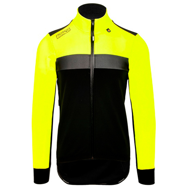 Bioracer - Spitfire Tempest Protect Winter Jacket Fluo - Cycling jacket