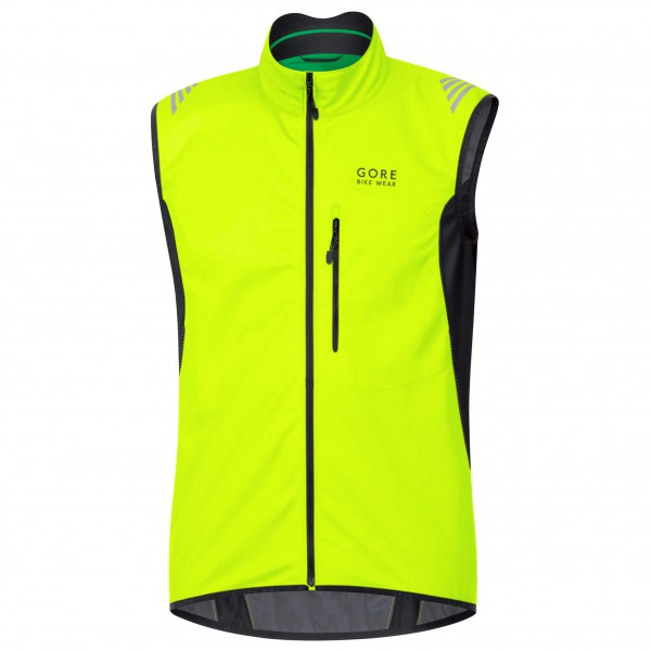 GORE Bike Wear - E Windstopper Soft Shell Weste - Cykelvest
