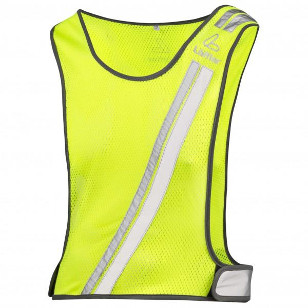 Löffler - Reflexweste - Cycling vest