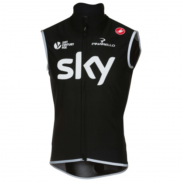 Castelli - Perfetto Vest Team Sky 2018 - Sykkelvest