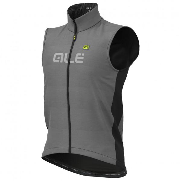 Alé - Black Reflective Vest - Fietsbodywarmer