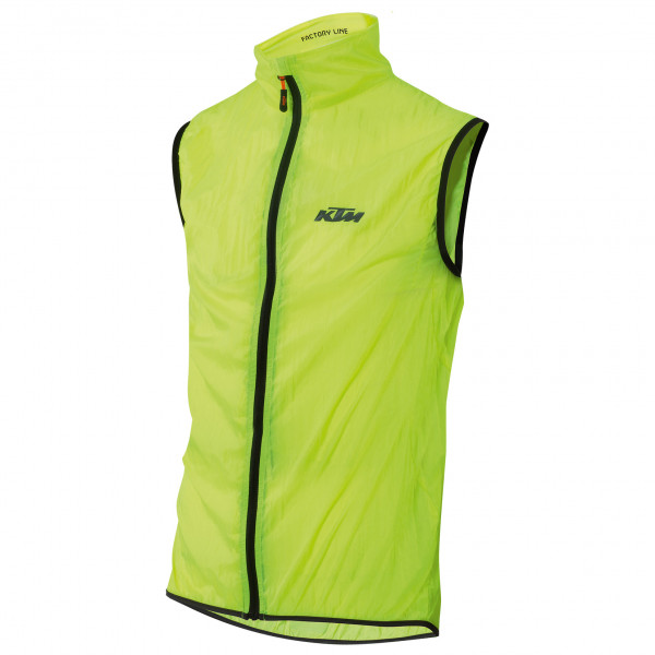 KTM - Factory Line Windbreaker Sleeveless - Cycling vest
