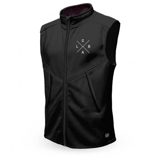 Loose Riders - Water-Repellant Fleece Vest - Cycling vest