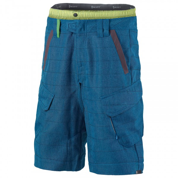 Scott - Shorts Trail 40 LS/Fit - Pantalon de cyclisme