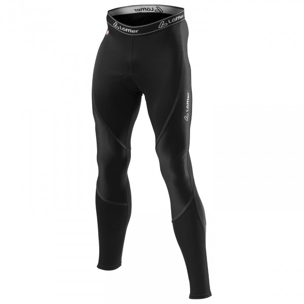 Löffler - Bike Hose Lang WS Softshell Warm - Fietsbroek