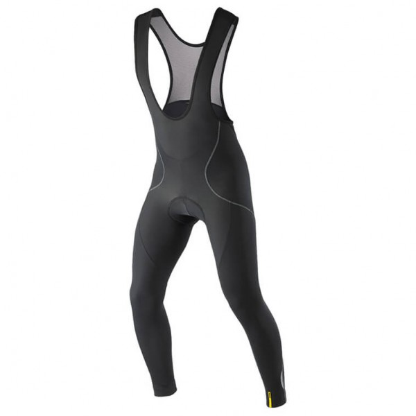 Mavic - Aksium Thermo Bib Tight - Pyöräilyhousut