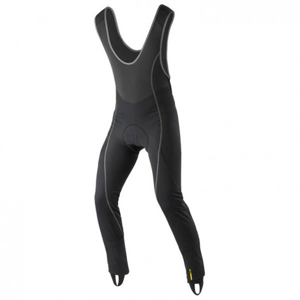 Mavic - Ksyrium Pro Thermo Bib Tight - Pantalon de cyclisme