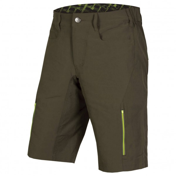 Endura - Singletrack III Short - Pantalones de ciclismo