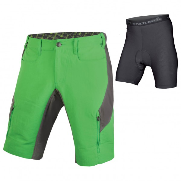 Endura - Singletrack III Short With Liner - Fietsbroek