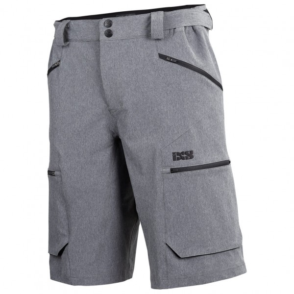 ixs tema 6 1 trail shorts radhose herren review test. Black Bedroom Furniture Sets. Home Design Ideas