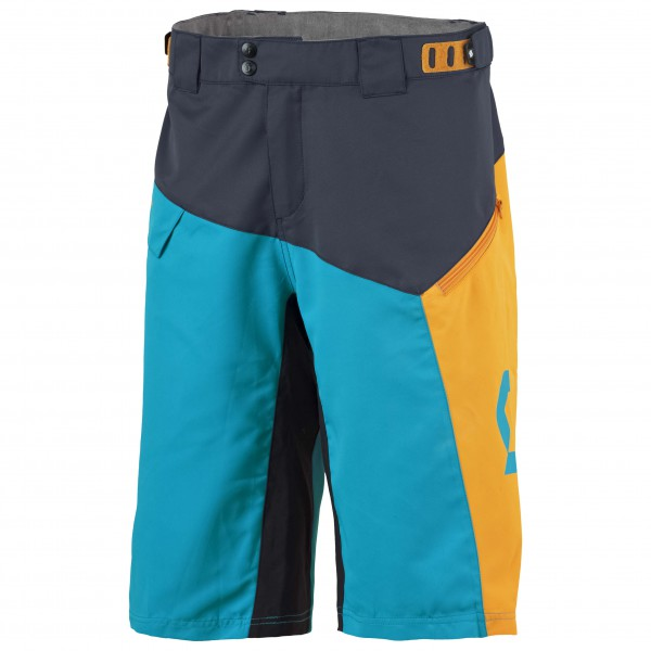 Scott - Progressive LS/Fit Shorts w/ Pad