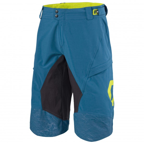 Scott - Progressive Pro LS/Fit Shorts w/ Pad - Pantalon de c